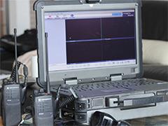 三防加固笔记本电脑C159在华东地区灾害救援的应用