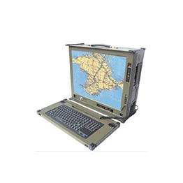 21寸加固便携机_单屏下翻工业加固便携机CCS-1211