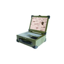 15寸CPCI加固便携计算机_上翻加固军用便携机CPCI1500