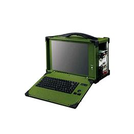 15寸工业加固便携机_八槽CPCI加固式便携计算机LC6800