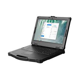 国产15.6寸三防笔记本电脑_军用加固便携式笔记本电脑G15