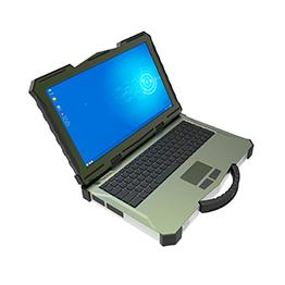 15.6寸飞腾处理器加固笔记本电脑_国产军工三防笔记本电脑G156