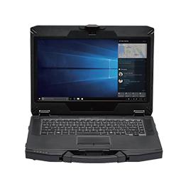 15.6寸半加固笔记本电脑_IP5X防护等级三防笔记本电脑