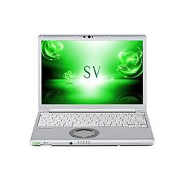 松下12.1寸便携加固商用笔记本电脑CF-SV8