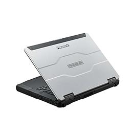 松下FZ-55半坚固型笔记本电脑_松下工业级三防笔记本电脑FZ-55