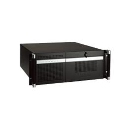 研华支持双系统4U上架式工业电脑机箱ACP4010