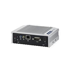 研华双HDMI无风扇嵌入式工控机ARK1123H