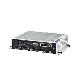 研华酷睿i5处理器无风扇嵌入式工控机ARK1550