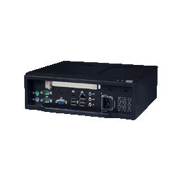 研华带扩展插槽紧凑型嵌入式工业机箱ARK6622