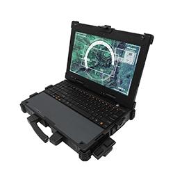 14寸三防工业用笔记本电脑C149_支持XP系统工控用笔记本电脑