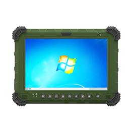 10寸北斗导航加固三防平板电脑T100