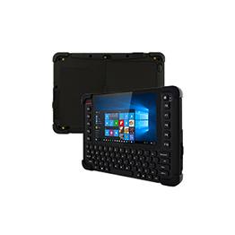 国产8寸三防平板电脑_带键盘高性能加固平板电脑