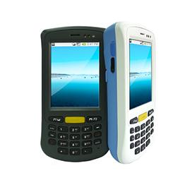 3.5寸智能手持终端设备_工业级移动手持pda终端P35
