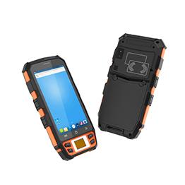 5寸手持终端P50F_支持身份证识别PDA手持机