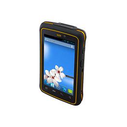 4.3寸工业PDA_支持一维二维条码扫码手持终端机P43