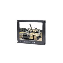 12寸军用加固显示器_三防军用显示器RM1121
