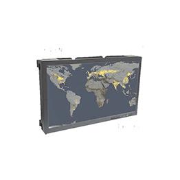 46寸高亮大屏幕军用加固显示器RM1461