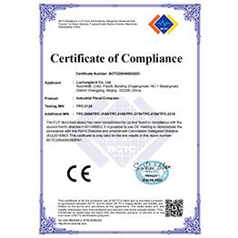 RoHS欧盟认证